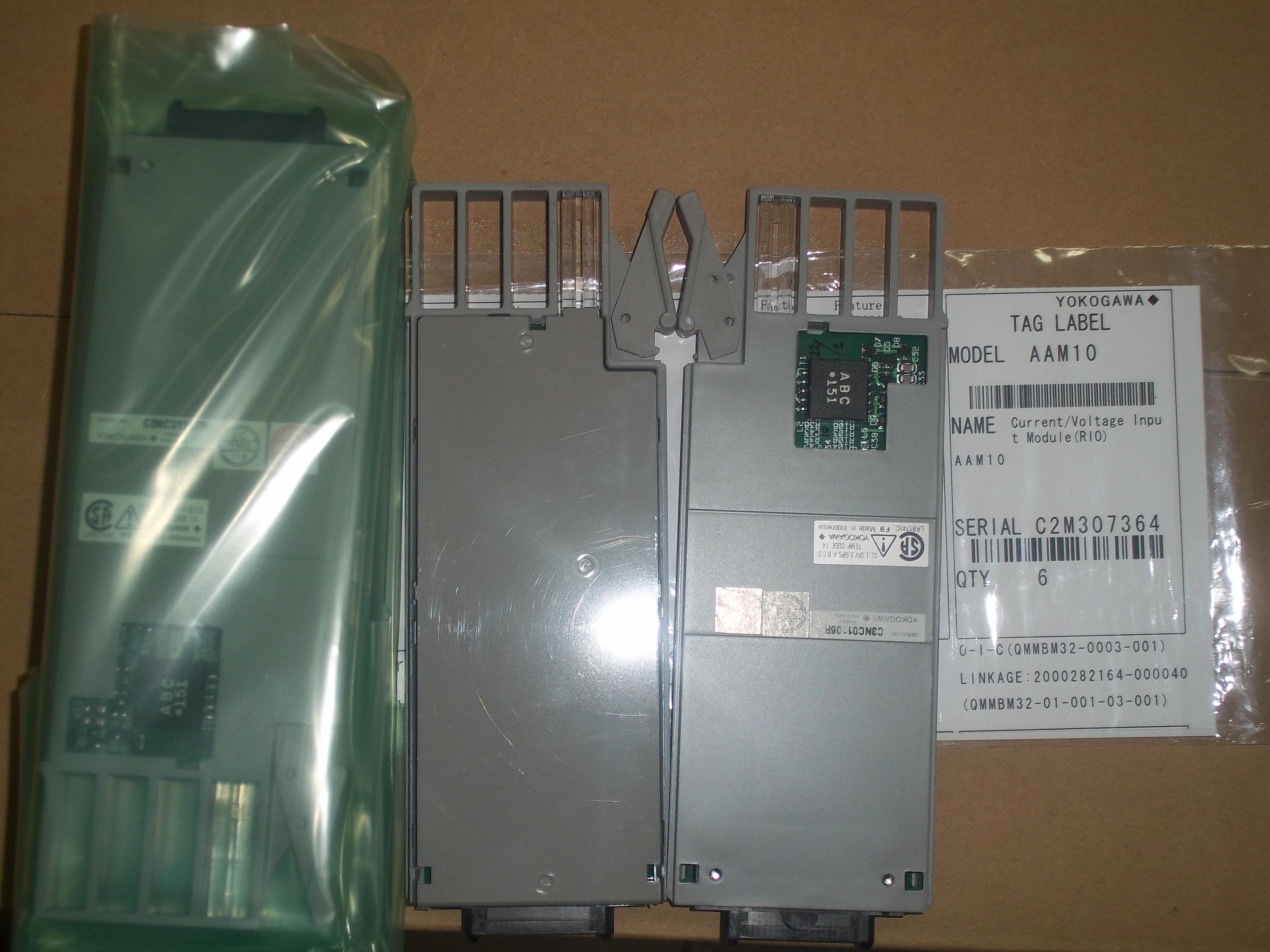 日本横河模块/plc/dcs卡件